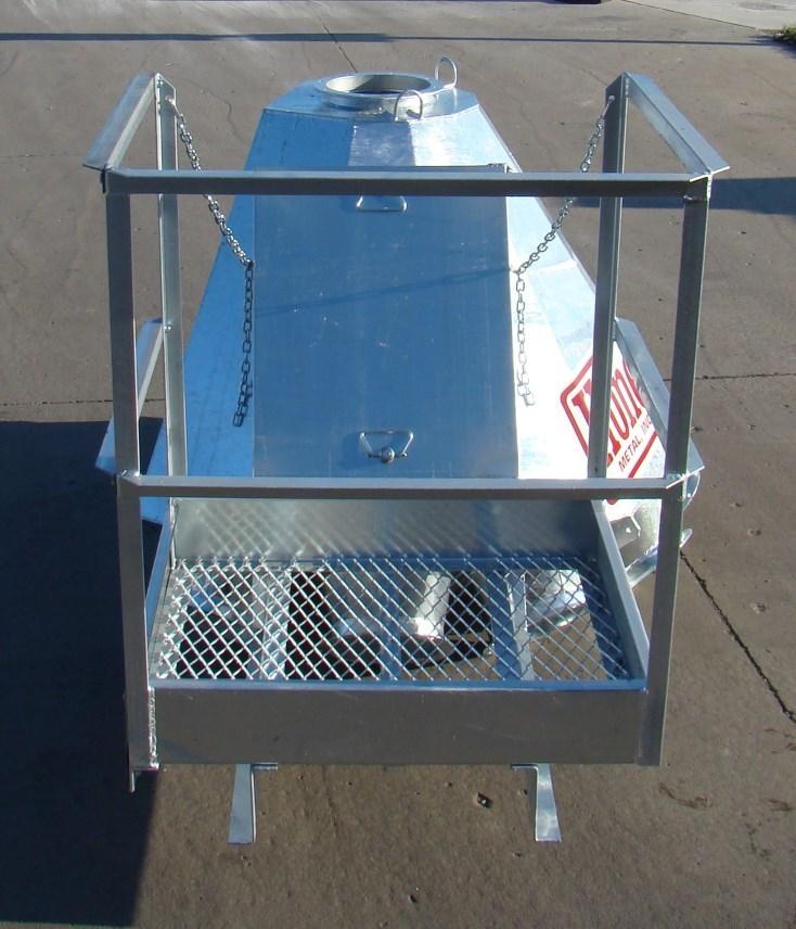 Distributor Door Platforms. Select a Gallery. Expand & Distributor Door Platforms | Honeyville Metal Inc.
